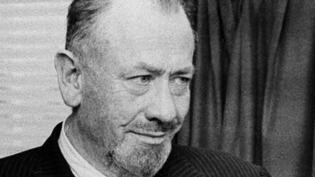 John Steinbeck im Jahr 1963 (Archiv)
