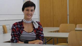 Cécile Wanzenried aus Möhlin geht am Gymnasium Leonhard in Basel zur Schule.