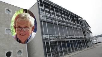 Eine markante Architektur von Stefan Sieboth: das Gebäude der Solothurner Handelskammer aus den Jahren 1990/91.