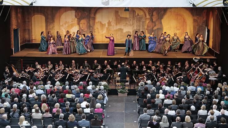 Die Solothurn Classics wurden 1991 als Classic Openair gegründet.