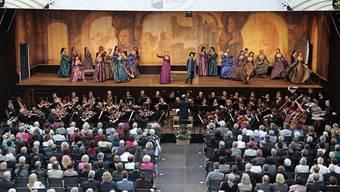 Dieses Jahr werden keine Opern aufgeführt. (Archiv)
