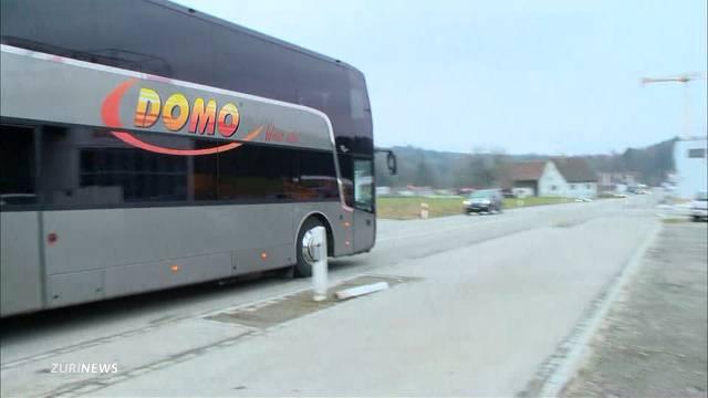 Freie Fahrt für Schweizer Fernbus