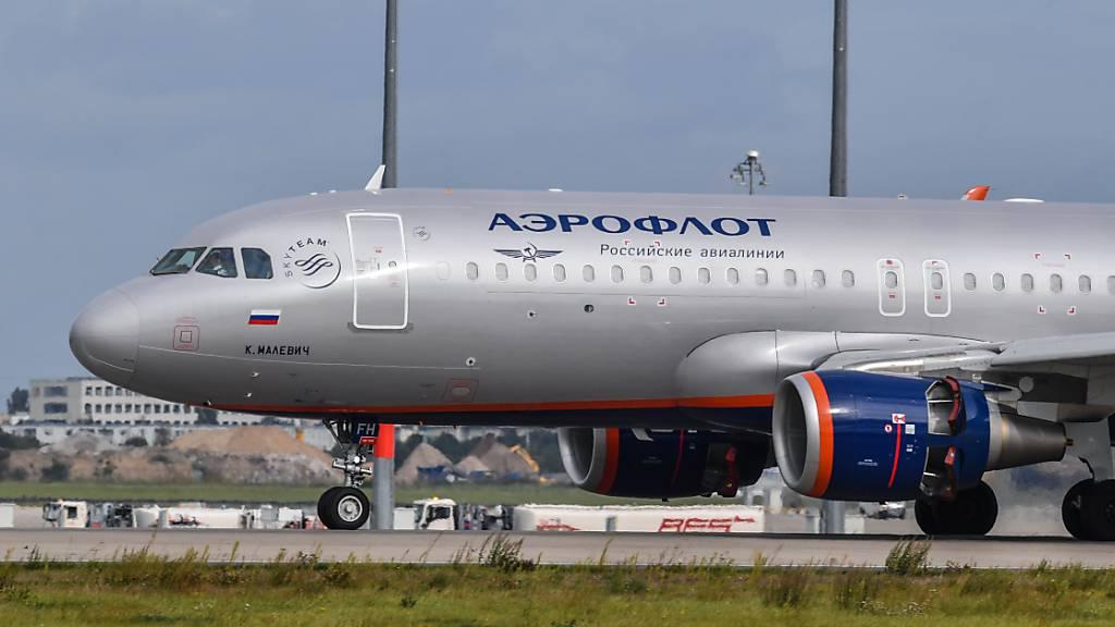 Deutsch-russischer Streit im Flugverkehr – Maschinen fliegen wieder