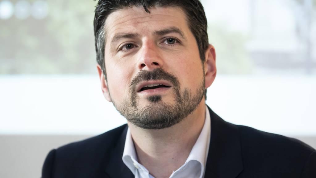 Dem Walliser CVP-Politiker Yannick Buttet droht juristisches Ungemach. Eine FDP-Politikerin hat gegen ihn Strafanzeige wegen sexueller Belästigung eingereicht. (Archivbild)