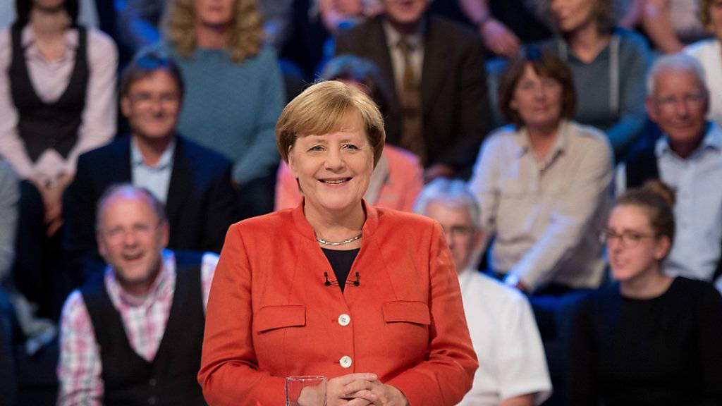 Knapp zwei Wochen vor der Bundestagswahl hat sich die deutsche Kanzlerin Angela Merkel den Fragen der Bürger gestellt.