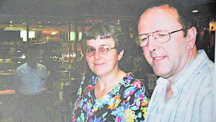 Verena und Rudolf Kull-Märki