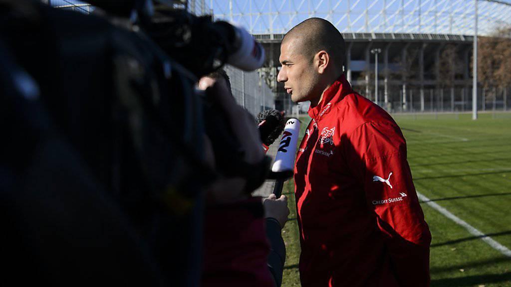 Nach zwei Spielen für Galatasaray bereits im Fokus: Eren Derdiyok (Archivbild)