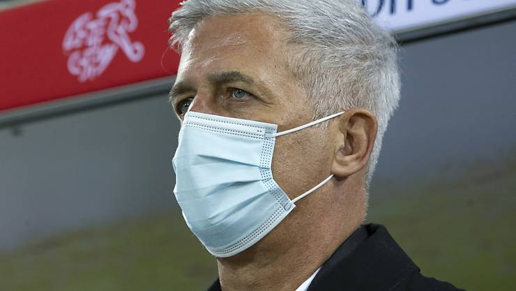 """Vladimir Petkovic sprach nach dem 1:2 gegen Kroatien in St. Gallen von einem """"guten Test"""""""