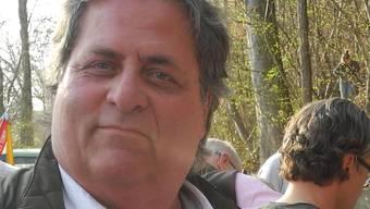 Gemeindepräsident Peter Trombik.