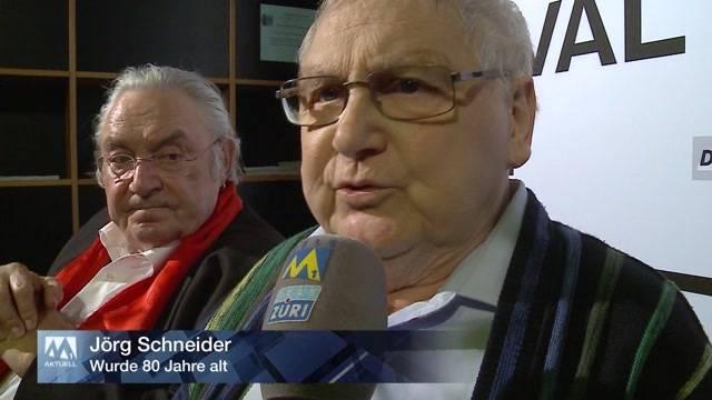 Promis trauern um Jörg Schneider