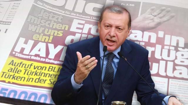 Erdogan ist beleidigt