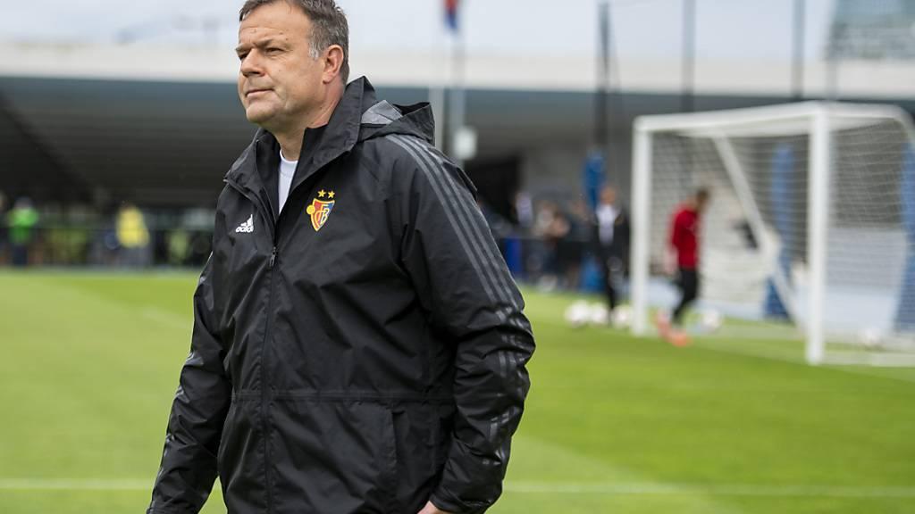 FCB-Trainer Patrick Rahmen kann auf einen neuen Offensivspieler zählen