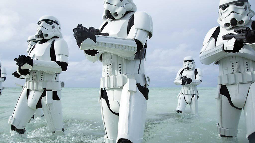 Der neunte «Star Wars»-Film kommt voraussichtlich im Dezember 2019 in die Kinos. (Archivbild)