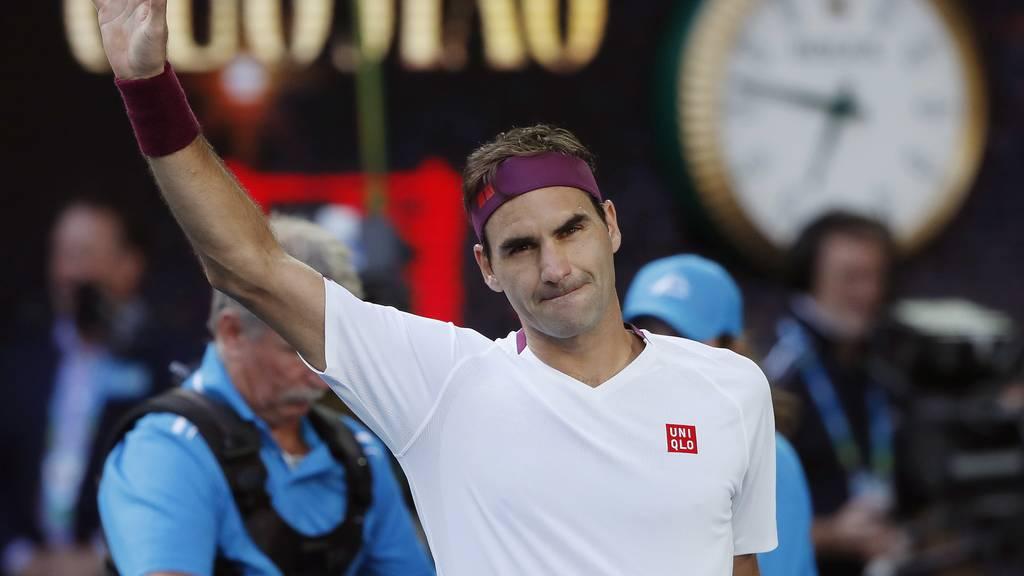 Federer wehrt 7 Matchbälle ab und steht im Halbfinal