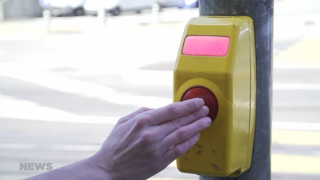 Autofahrer sehen rot: Automatische Grünphase für Fussgänger