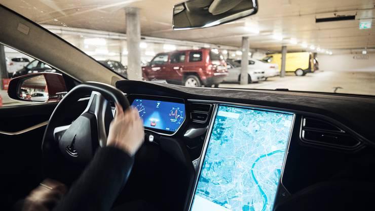 Das Gesetz soll den neuen technischen Realitäten im Strassenverkehr angepasst werden.