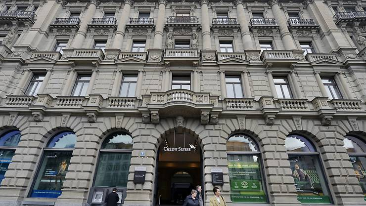 Die Credit Suisse hat für Gerichtsfälle im dritten Quartal 280 Millionen Franken zurückgestellt.
