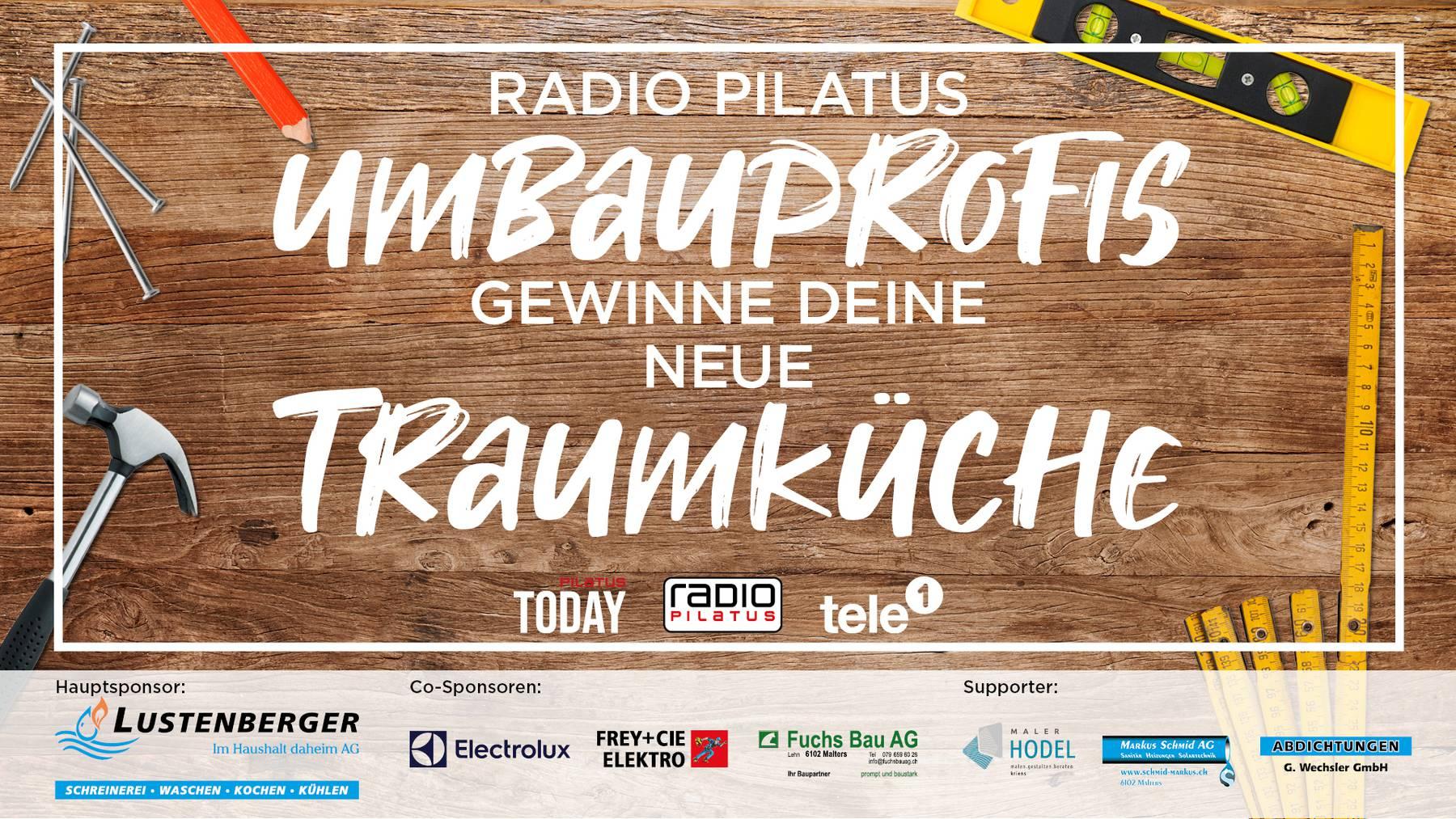 Radio Pilatus Umbauprofis