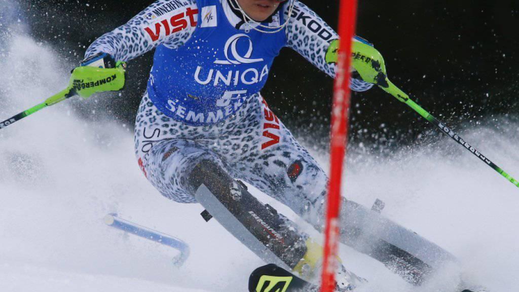 Veronika Velez Zuzulova droht erneut die Olympischen Spiele zu verpassen