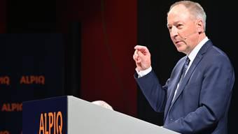 Soll für stabile Verhältnisse sorgen: Alpiq-Präsident und -CEO Jens Alder.