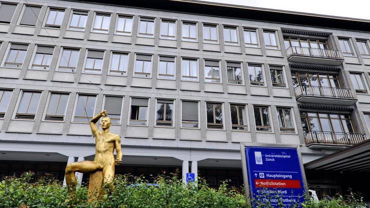 Universitätsspital Zürich (Themenbild).