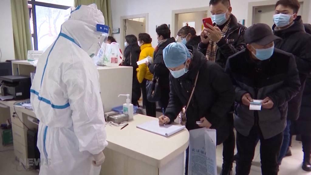 Corona-Virus: «Früher oder später könnte auch die Schweiz betroffen sein»