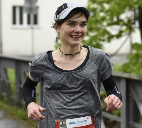 Mit dem Sieg in Luzern rückte Franziska Inauen auf Platz 8 der Schweizer Jahresbestenliste vor.