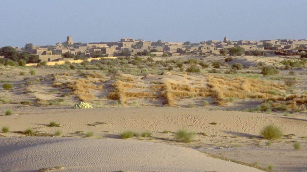 Afrikanischer Krisenstaat Mali: Bei Kämpfen mit Dschihadisten sind am Montag 24 Soldaten getötet worden. (Archivbild)