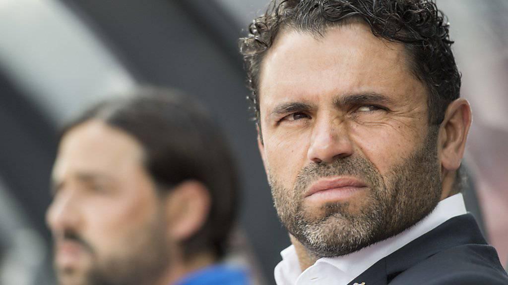 FCZ-Trainer Uli Forte will Stade Lausanne-Ouchy einen neuerlichen Coup im Cup verunmöglichen.