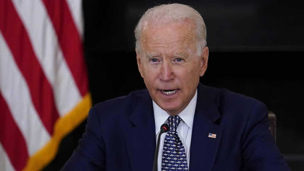 US-Präsident Biden will sich zur Lage in Afghanistan äussern