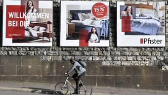 Auch Rabatte halfen nicht mehr: Möbel-Pfister wird übernommen