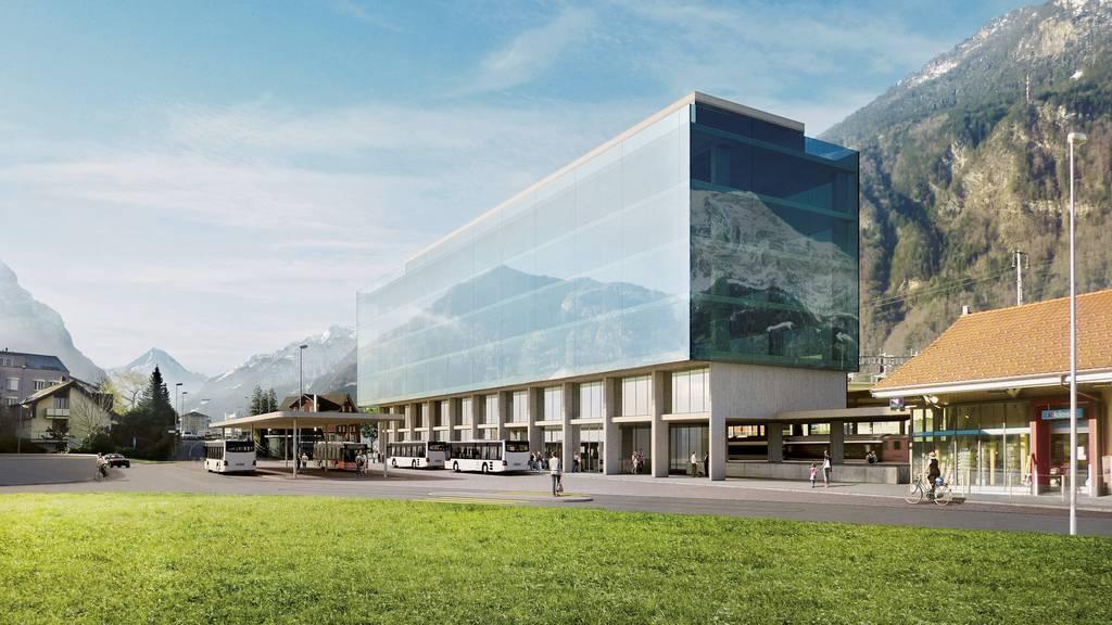 Altdorf zahlt 3 Millionen an Kantonsbahnhof