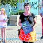 Die Preisträger (v. l.): Tobias Stein mit Rika Behncke, Marlen Miggler und Rudolf Lüscher in Vertretung für Linus Ehi.
