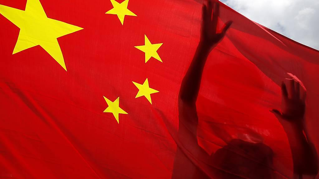 China verkündet neue Strafmassnahmen gegen US-Medien