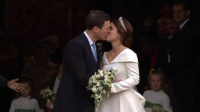 Prinzessin Eugenie sagt Ja zu Jack