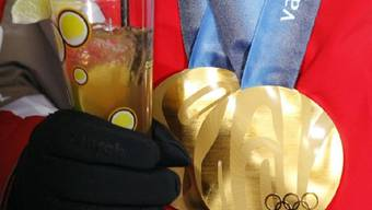 Die Medaillengewinner des 11. Wettkampftages