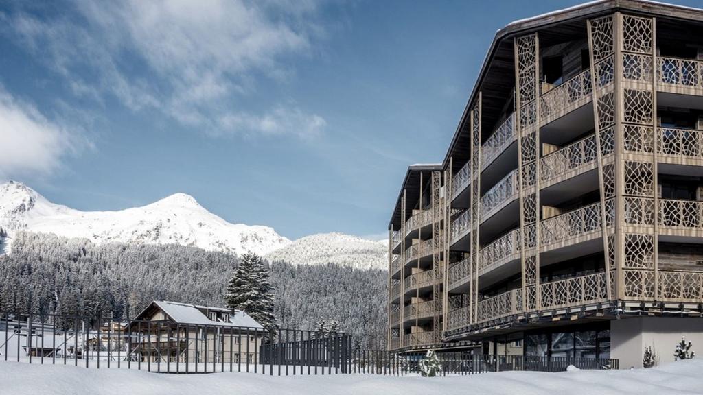 Sie gewinnen heute zwei Übernachtungen in einem der nachhaltigsten Hotels der Schweiz.