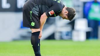 Pirmin Schwegler hat genug: Der 33-jährige Luzerner tritt Ende Saison zurück