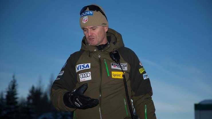 Andy Evers coachte Speed-Spezialisten Hermann «Herminator» Maier zum Erfolg.