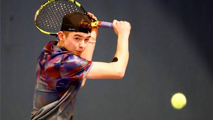 Bewies im Endspiel mentale Stärke und spielte sich zu Gold: Jérôme Kym.