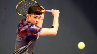 Zwei Mal Gold für junge Tennis-Asse