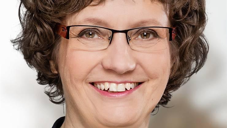 Sabine Sutter-Suter (56, Wirtschaftsinformatikerin Präsidentin CVP Frauen AG), Lenzburg.