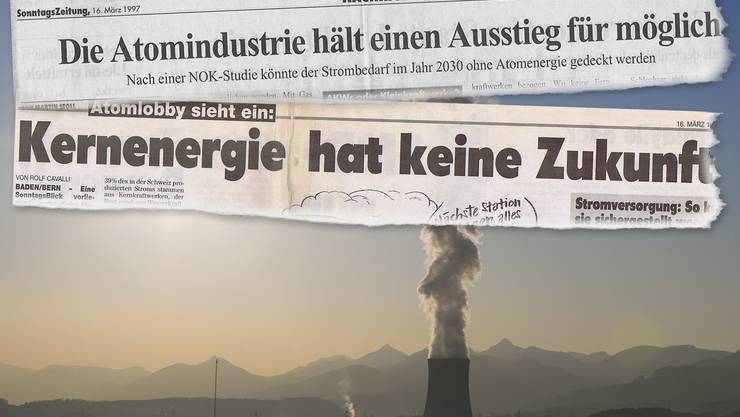 Vor 15 Jahren überraschten die Betreiber mit Ausstiegszenarien – heute kämpfen sie für den Weiterbetrieb ihrer Atomkraftwerke.