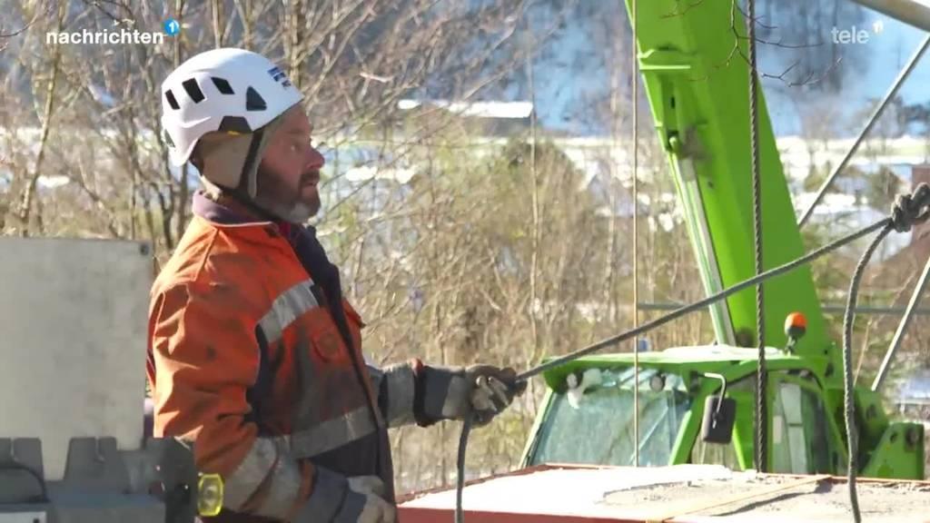 Totalrevision der Bergbahnen Meiringen-Hasliberg