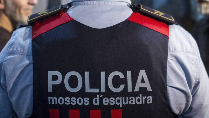 Polizei Barcelona