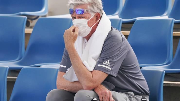 Während des Qualifikations-Turniers war die Luftqualität in Melbourne so schlecht, dass nicht hätte gespielt werden sollen, sagt Belinda Bencic.