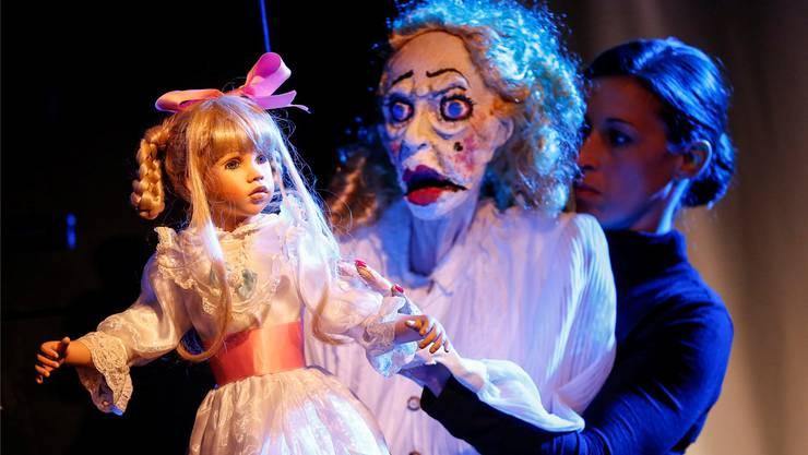 Auch Nikolaus Habjans Puppen werden sich im Januar im ThiK die Ehre geben. Bild: zvg