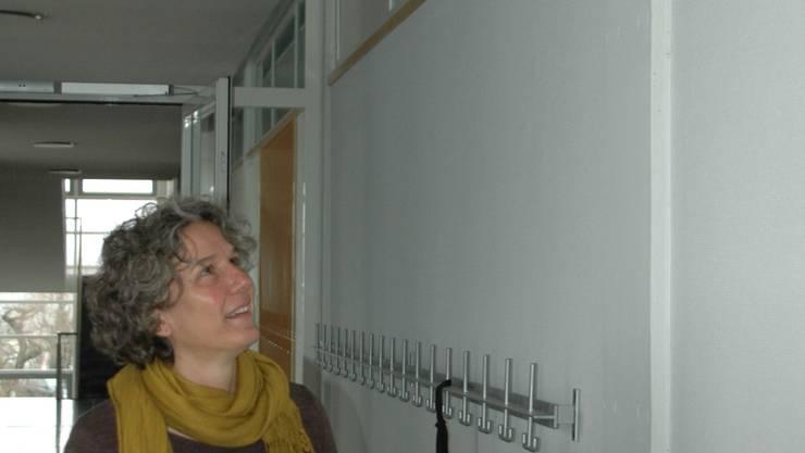 Verena Buol Lüscher hofft auf ein Ja zu den Blockzeiten. Foto: mwb