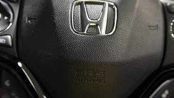Toyota, Honda und Chrysler rufen Autos zurück (Symbolbild)