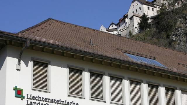 Liechtensteinische Landesbank gehört zur LLB-Gruppe (Archiv)
